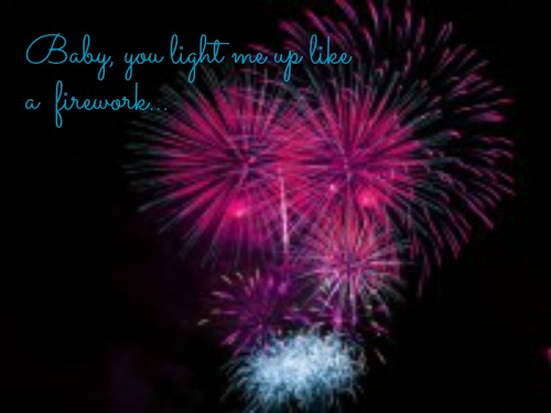 Firework Feel My Heart Speak